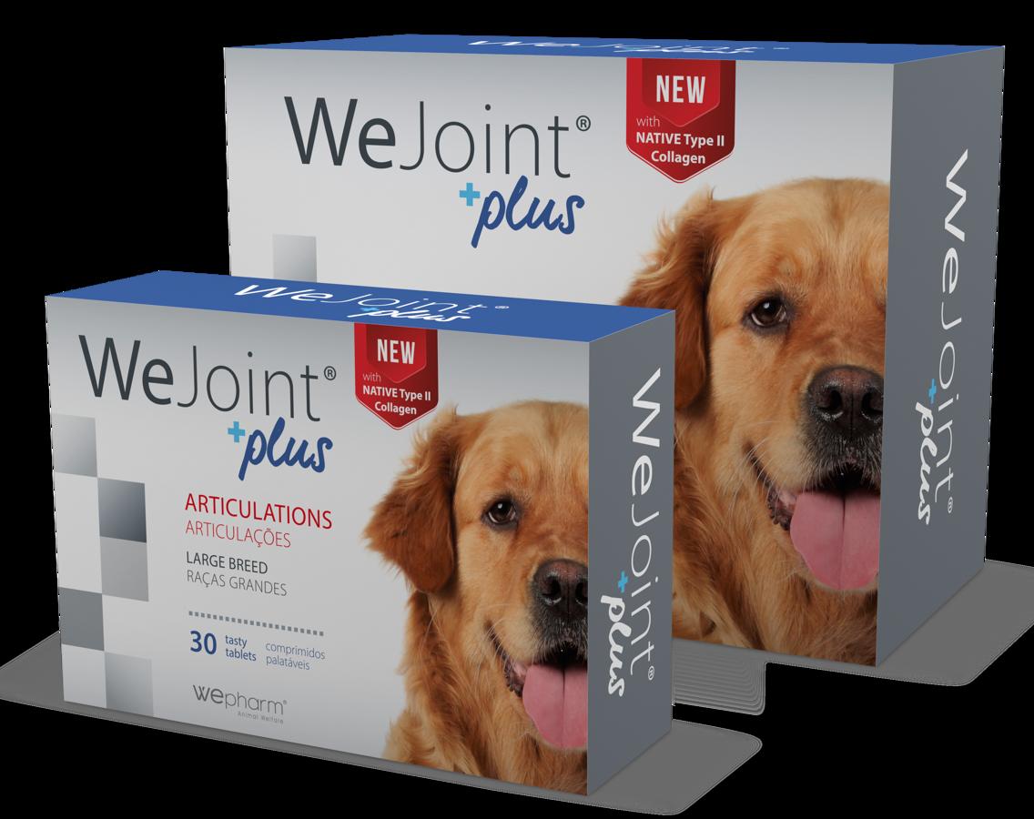 WEJOINT PLUS LARGE BREED garšīgās tabletes lieliem suņiem