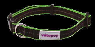 VetoPop kakla siksna sunim, zaļa