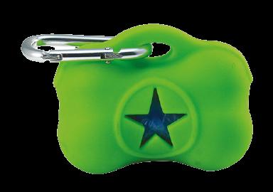 VetoPop higiēnas maisiņu turētājs, zaļš