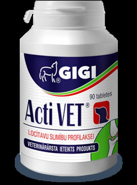 ACTIVET tabletes