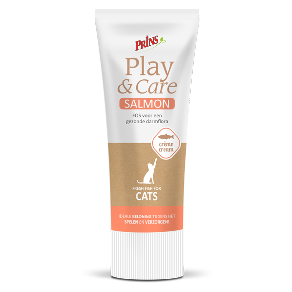 Prins Play & Care Cat SALMON