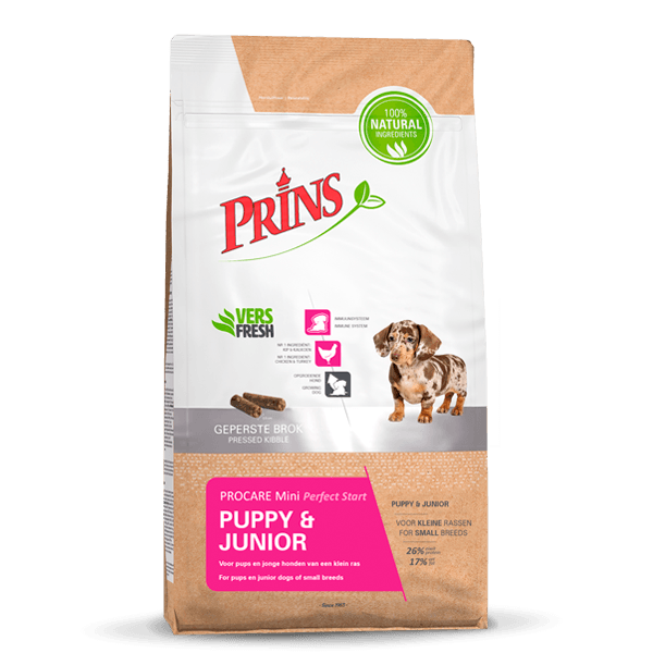 Prins Procare Mini PUPPY & JUNIOR Perfect Start