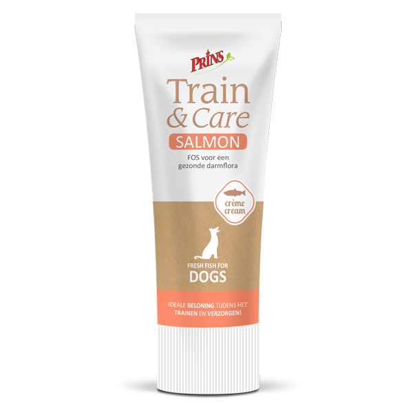 Prins Train & Care Dog SALMON