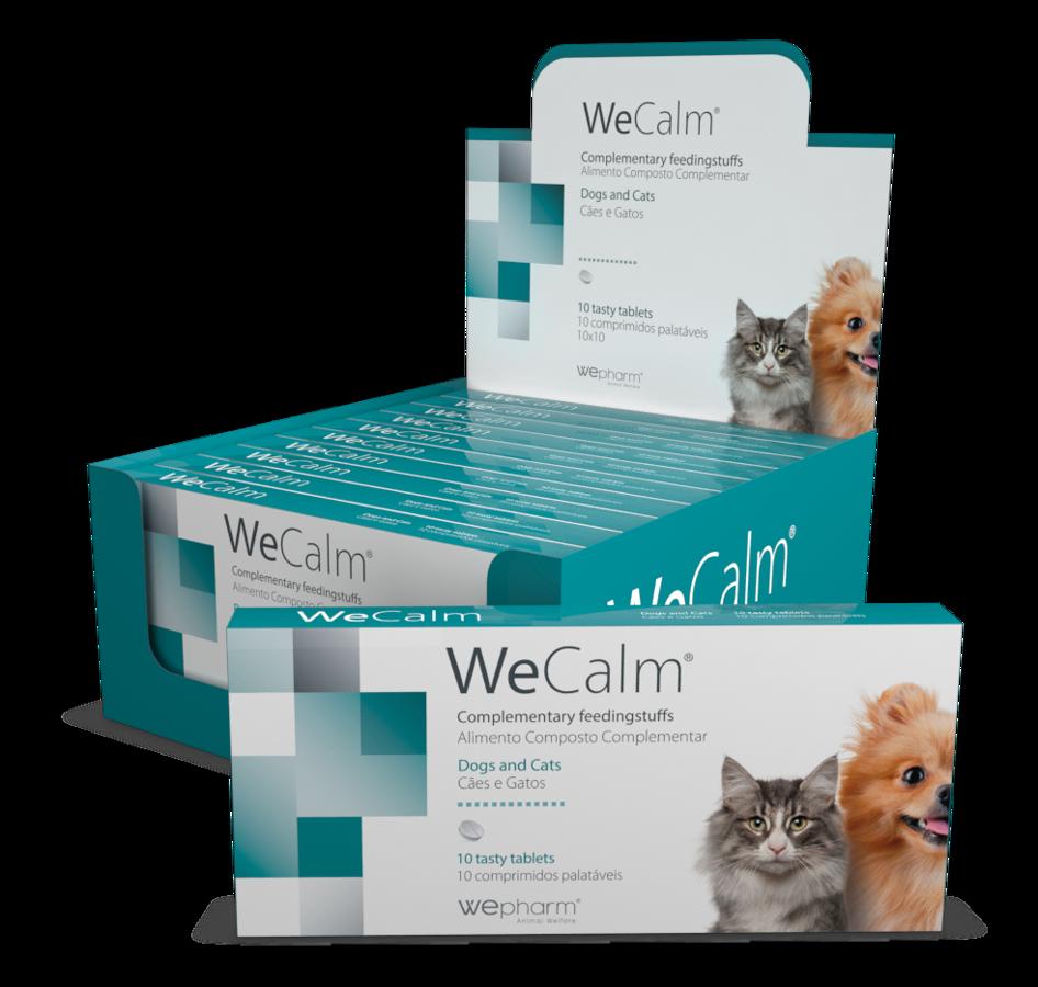 WECALM tabletes